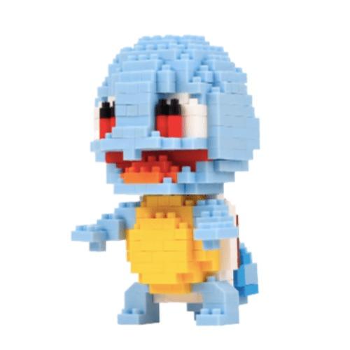 LNO Squirtle miniblock - Pokémon - 356 mini blocks