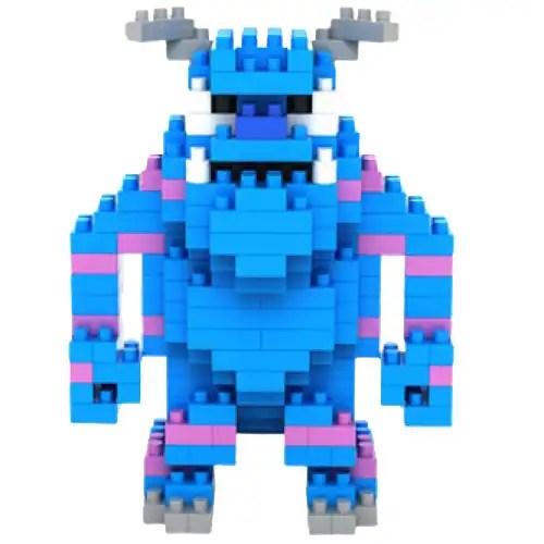 Miniblock Monsters en Co Sulley