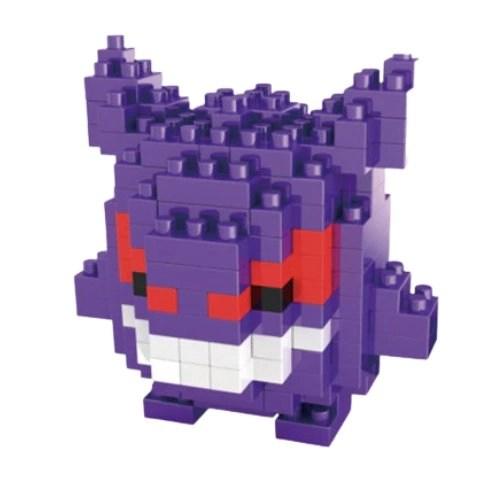 LNO Gengar miniblock - Pokémon - 176 mini blocks