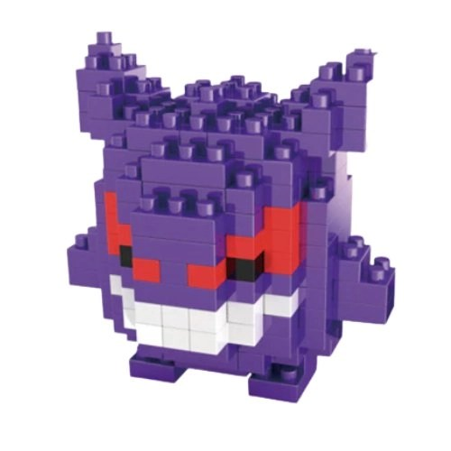 LNO kleine Gengar miniblock - Pokémon - 176 mini blocks