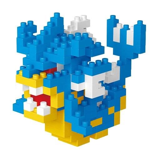 LNO kleine Gyarados miniblock - Pokémon - 163 mini blocks