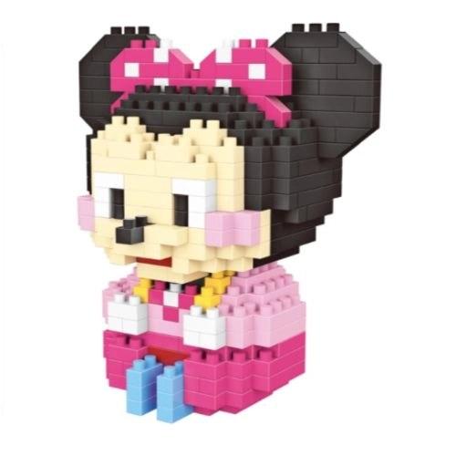 LNO Baby Minnie miniblock - Donald Duck - 325 mini blocks