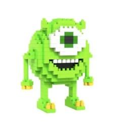 LOZ Mike Wazowski miniblock - Monsters Inc. - 180 mini blocks