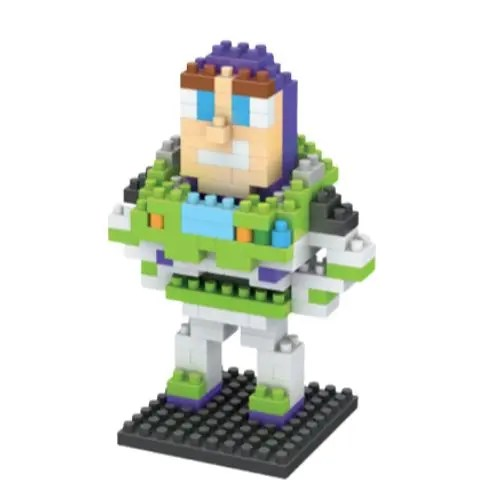LBOYU Buzz Lightyear miniblock - Toy Story - 200 mini blocks