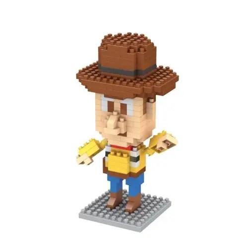 LBOYU Woody miniblock - Toy Story - 230 mini blocks