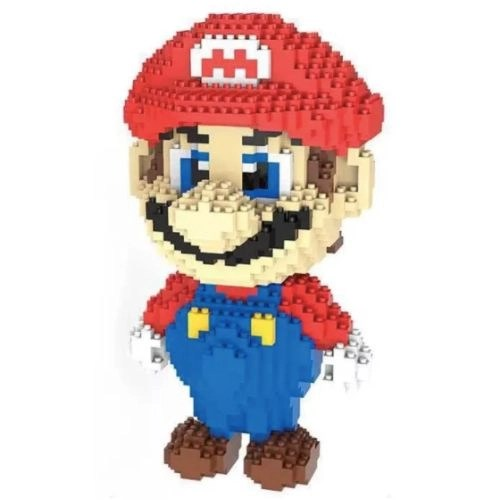 HC Magic Super Mario miniblock - 1750 mini blocks