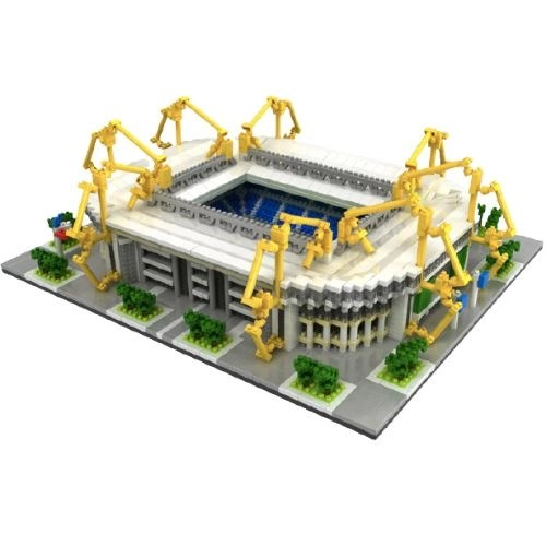 ZPX Signal Iduna Park miniblock - Borussia Dortmund - 3800 mini blocks