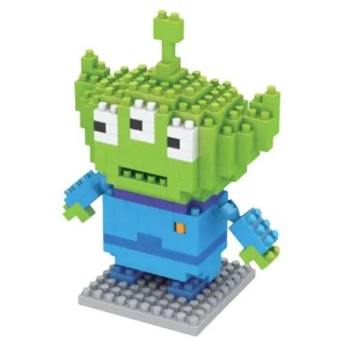 LBOYU Alien miniblock - Toy Story - 200 mini blocks