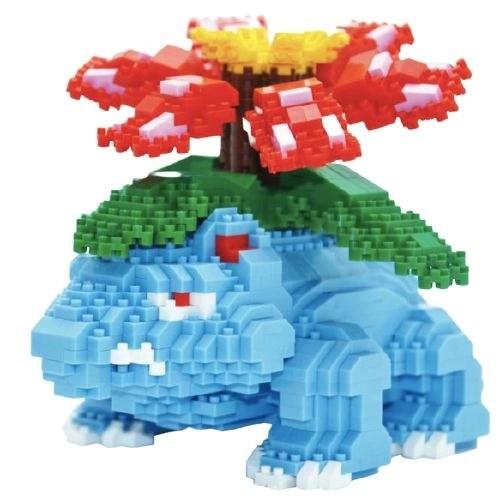Chakra Venusaur miniblock - Pokémon 1980 mini blocks
