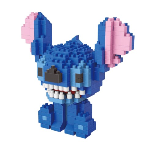 Wise Hawk Stitch miniblock - Lilo & Stitch - 307 mini blocks