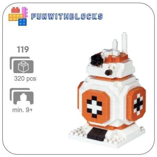 BB-8 - 320 miniblocks