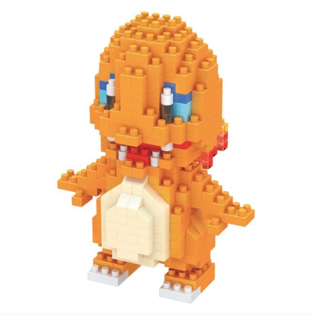 LNO Charmander miniblock - Pokémon - 332 mini blocks