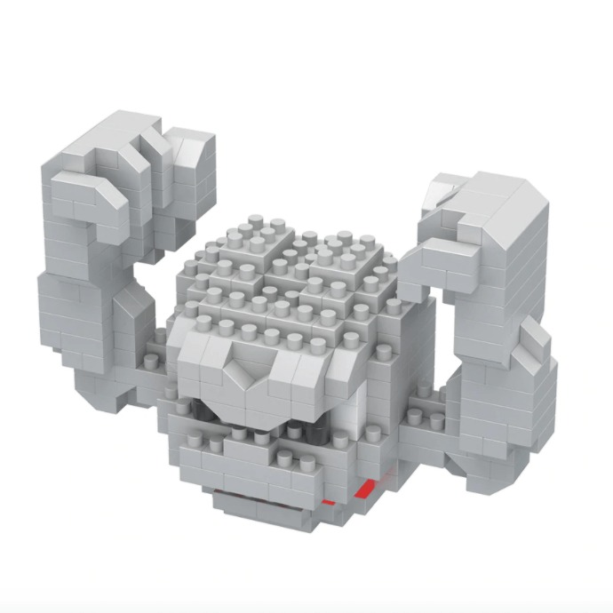 LNO Geodude miniblock - Pokémon - 307 mini blocks
