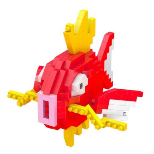 LNO Magikarp miniblock - Pokémon - 318 mini blocks