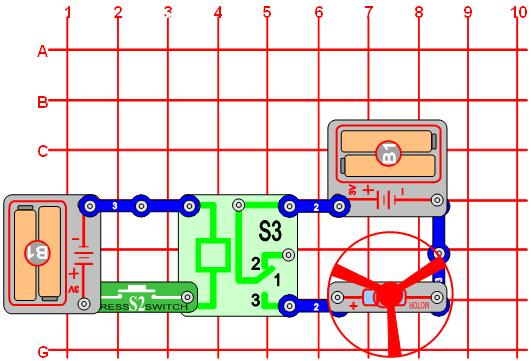 Fun With Snap Circuits 7: History Is A Relay Of
