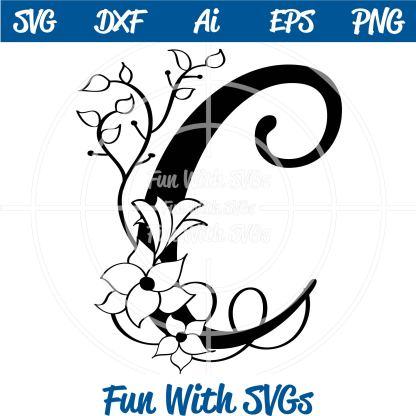 Letter C Monogram Image