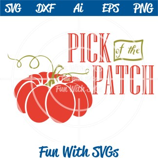 Pick of the patch svg image
