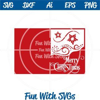 Merry Christmas SVG Image