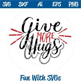 Download Love You More Svg Image