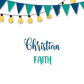 Christian / Faith