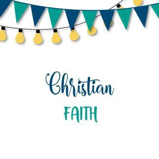 Christian / Faith