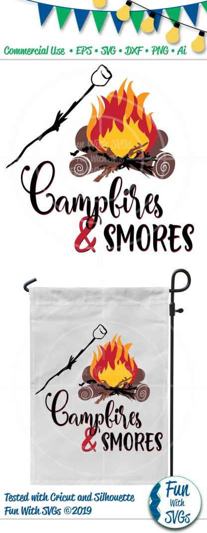 FWS102 Campfires and Smores-Product Image