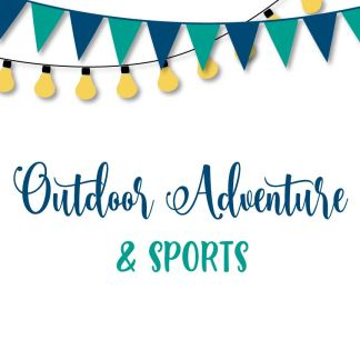 Outdoor, Adventure, Sports SVGs