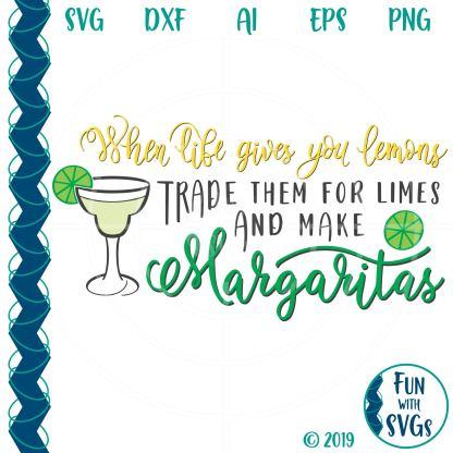 Margaritas SVG Image