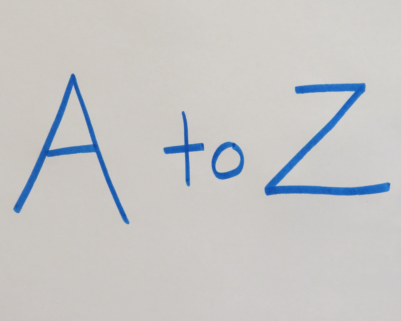 Onomatopoeia Words A Z