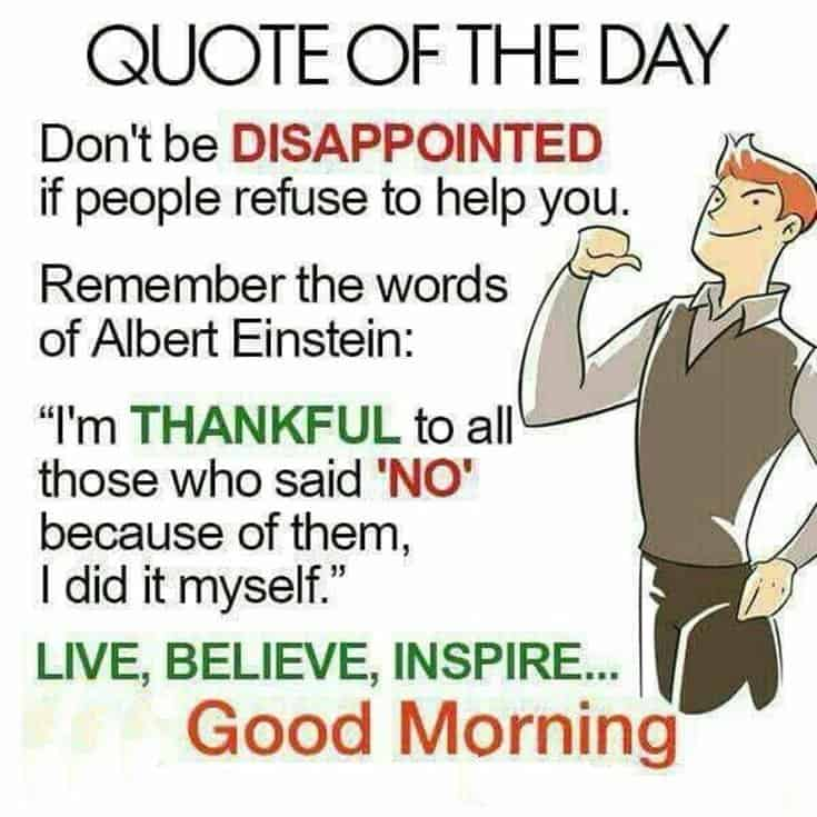 56 Inspirational Good Morning Quotes with Beautiful Images 2