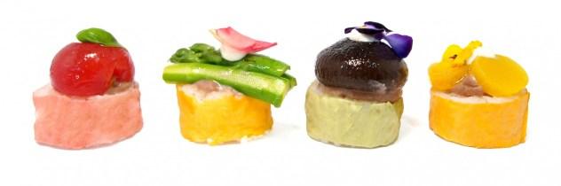 ベジタブル寿司