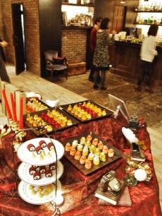 銀座フレイムでの立食パーティー (3)