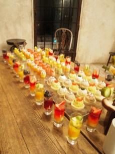 銀座フレイムでの立食パーティー (2)