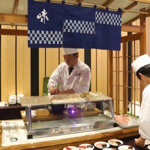 江戸前握り寿司屋台