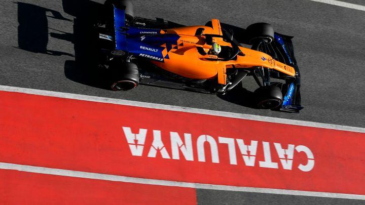 F1 | Day 5 Barcellona: al ritorno in pista svetta Norris!