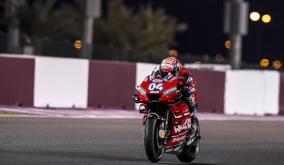 MotoGp   Dovizioso beffa Marquez in volata!