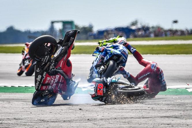 Le pagelle di Silverstone: Capolavoro Rins, delude la Ducati