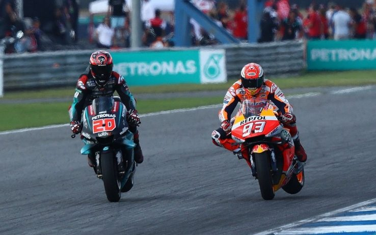 MotoGp | Le pagelle di Buriram: Marquez mondiale, male Rossi e Petrucci