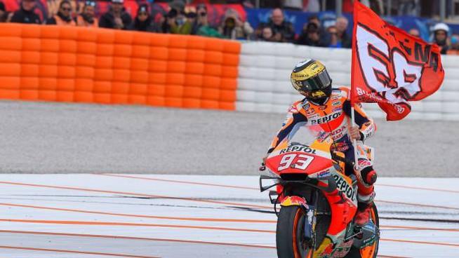 MotoGp | Le pagelle di Valencia: Marquez chiude in bellezza.