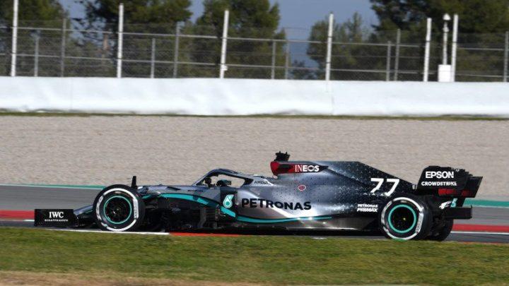 F1 | Test Barcellona Day 3: in testa c'è Bottas ma Verstappen alza il piede. Bene Leclerc.