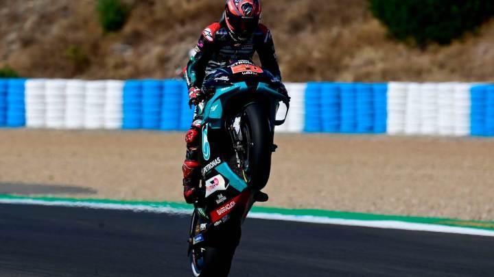 MotoGP | Le pagelle del gran premio di Spagna: super Quartararo, bene Vinales e Dovizioso.
