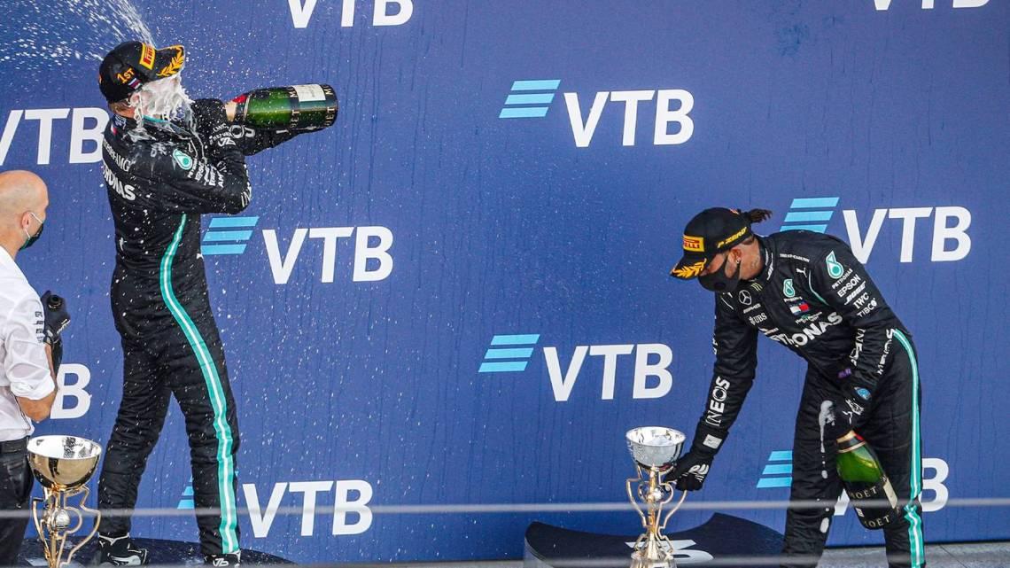 F1 | Le pagelle del Gran Premio di Russia: Bottas vince ma non convince, in ripresa Leclerc.