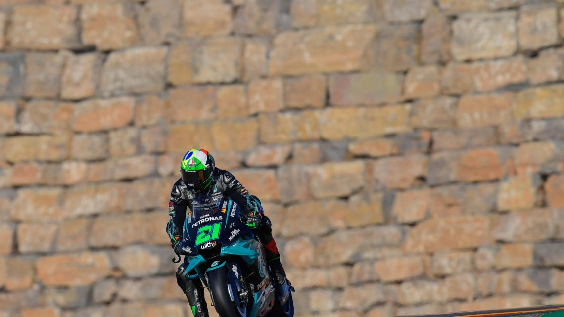 "MotoGP | Morbidelli: ""Sarò aggressivo."""