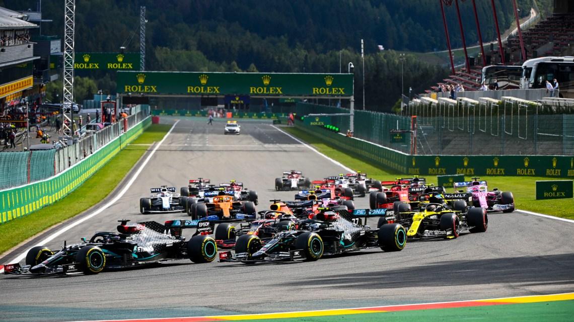 F1 | Il futuro è a 24 gare.