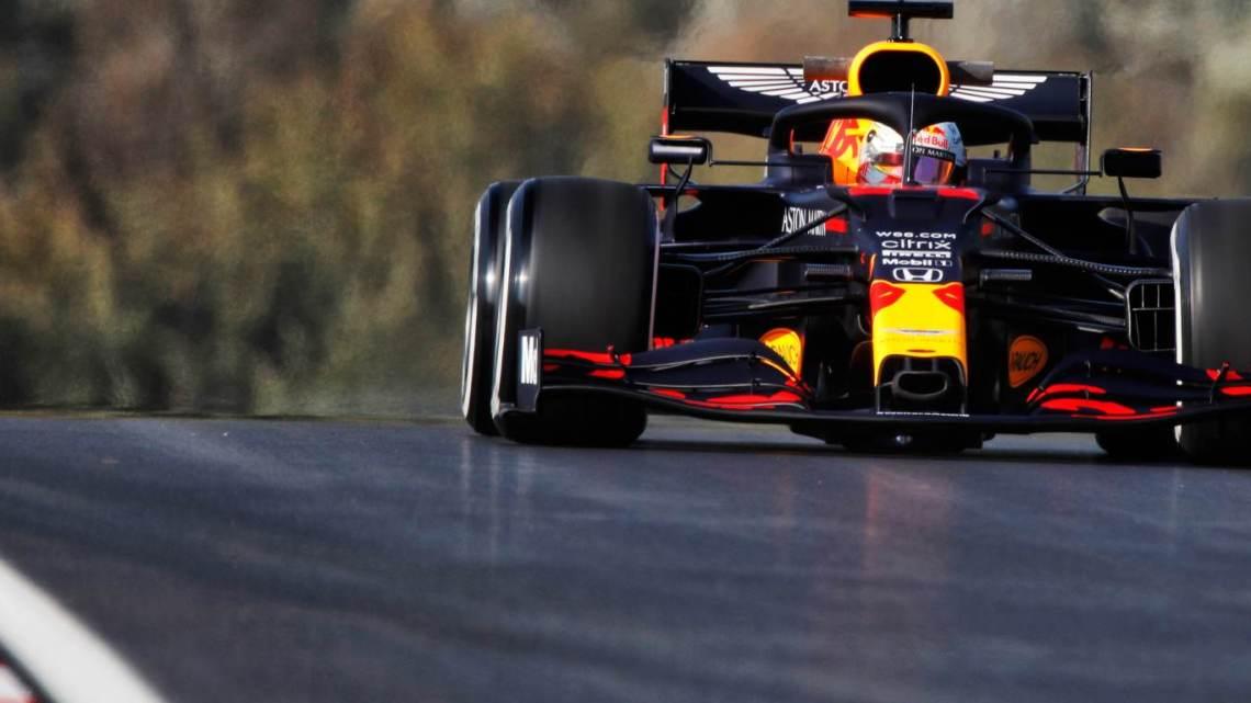 F1   Max Verstappen è il più veloce nelle FP1. Bene le Ferrari.