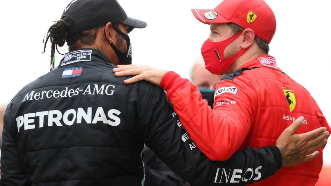 """F1   Vettel risponde alle critiche: """"Ho sempre creduto di poter far bene."""""""