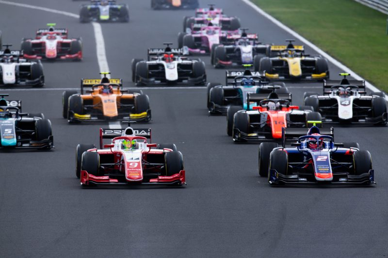 Formula 2 | Una griglia ancora spoglia