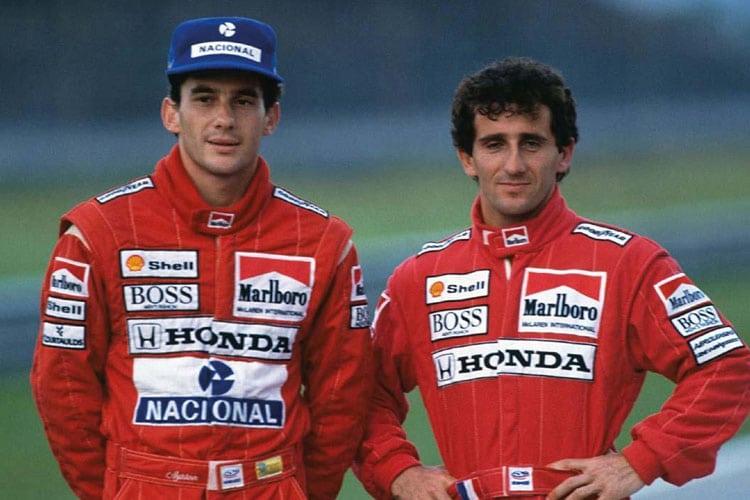 Senna-Prost: una rivalità che li ha resi immortali