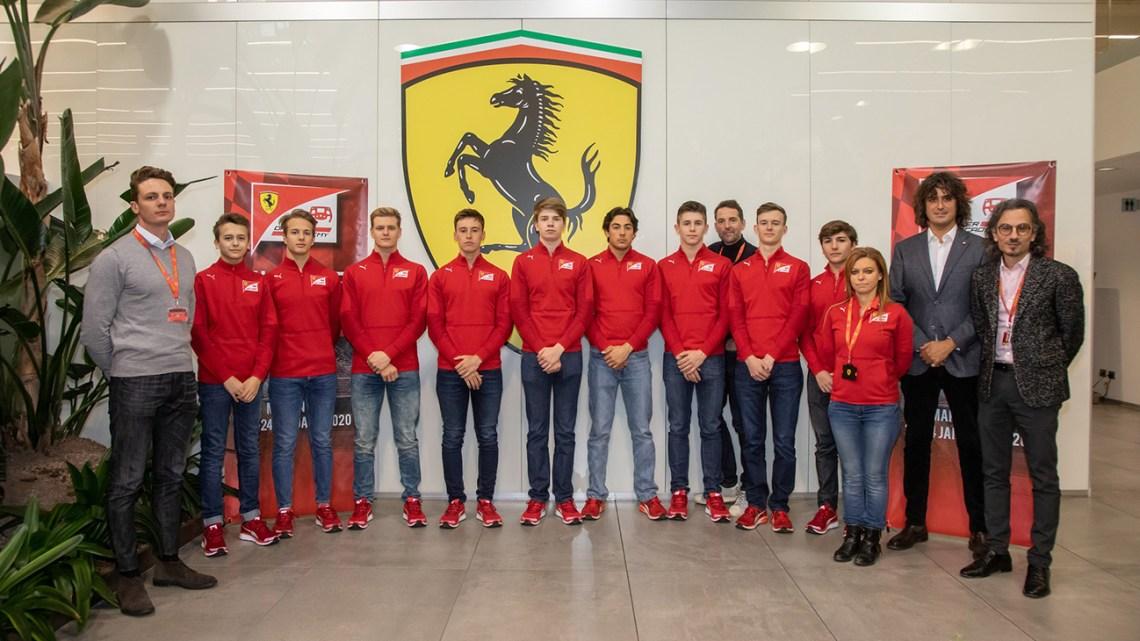 Piloti dell'Academy Ferrari: che fine hanno fatto?