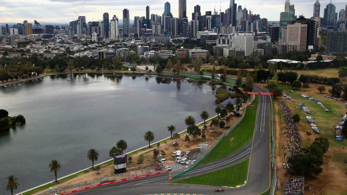 Il GP d'Australia pensa ad uno scambio tra le date di Formula 1 e MotoGP.